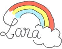 "Instagram熱話的""Lara""概要"